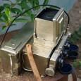 Cet appareil, très perfectionné dans son genre, n'a – à priori – été que très peu utilisé puisqu'il a été trouvé avec sa notice, dans sa boite d'origine, ne présentant […]
