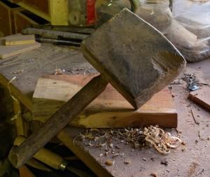 marteau à caler