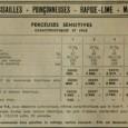 C'est un outilleur des années 30, spécialisé dans les fournitures automobiles et la quincaillerie. Les premiers catalogues, entre 1902 et 1908, sont des monstres d'une dizaine de centimètres d'épaisseur, présentant […]